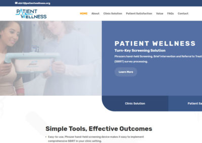 Patient Wellness