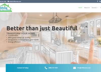Lifelong Home Renovations