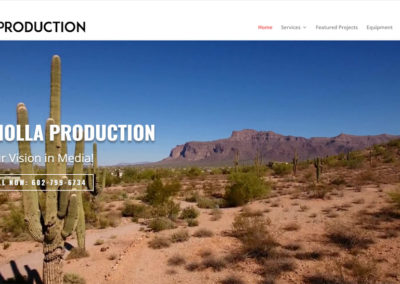 Cholla Production Makeover